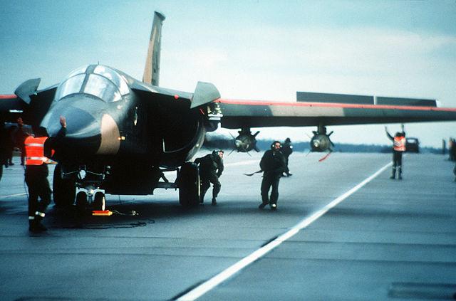 USAF F-111